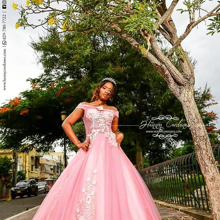 15 añera, vestido de 15, Vestido para 15, quince, quinceañera, vestido rosado viejo, santo domingo, alquiler, dresses, rentado, wendys, bell quinceañera, sesion (1)